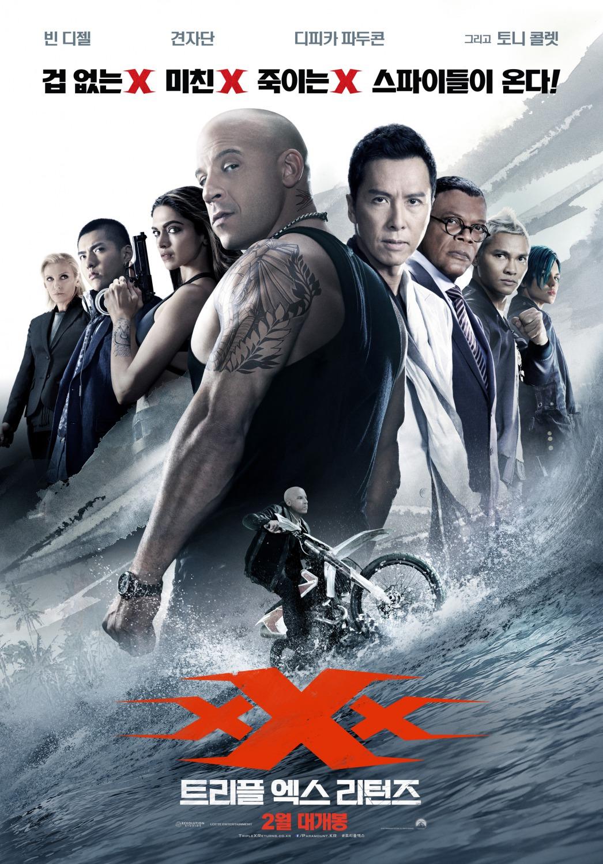 xxx return of the xander