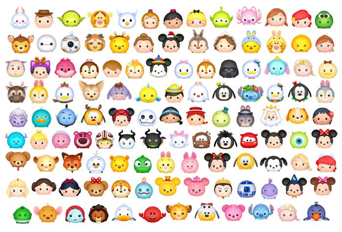 Tsum Tsum Para Colorear Pintar E Imprimir: MIS POTINGADAS Y Más: Tsum Tsum Adictiton