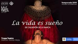 LA VIDA ES SUEÑO | TEATRO COLON