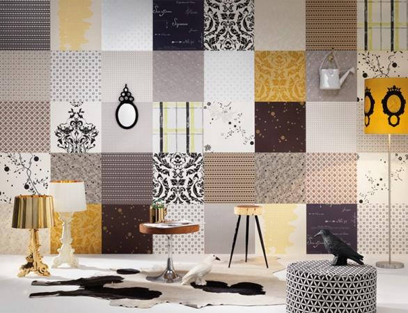 Beautiful Carta Parati Cucina Lavabile Pictures - Ideas & Design ...