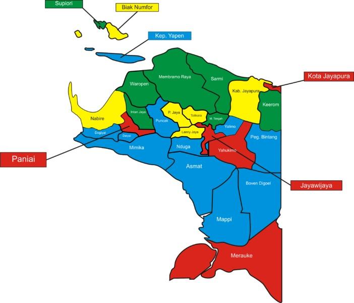 Mengenal Provinsi Papua