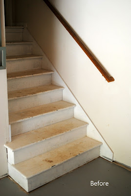 Has Anyone Else Painted Their Stairs If So What Kind Of Paint Did You Use And How It Hold Up Over Time
