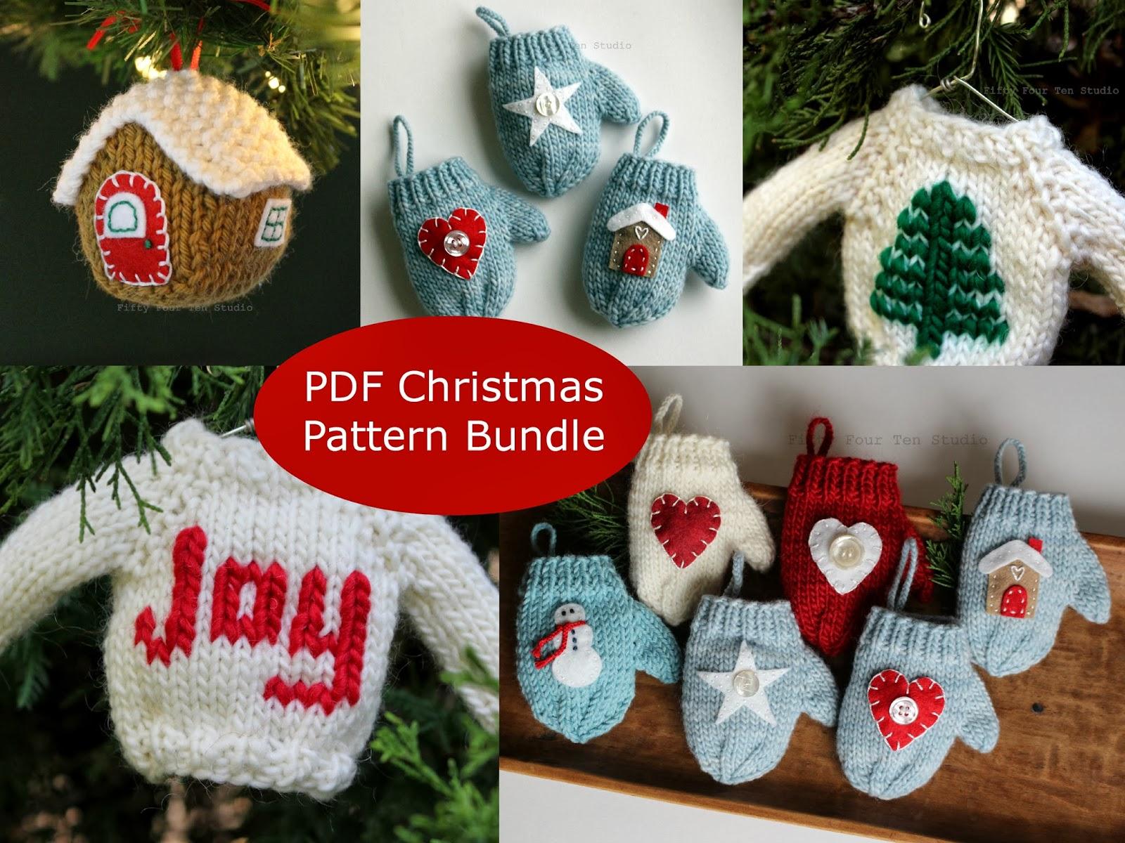 Fifty Four Ten Studio: Knitting Patterns