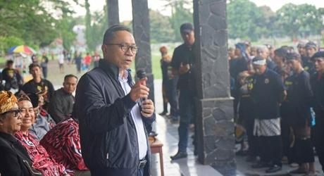 Ketua MPR: Pancasila Mengamanahkan Keadilan Sosial