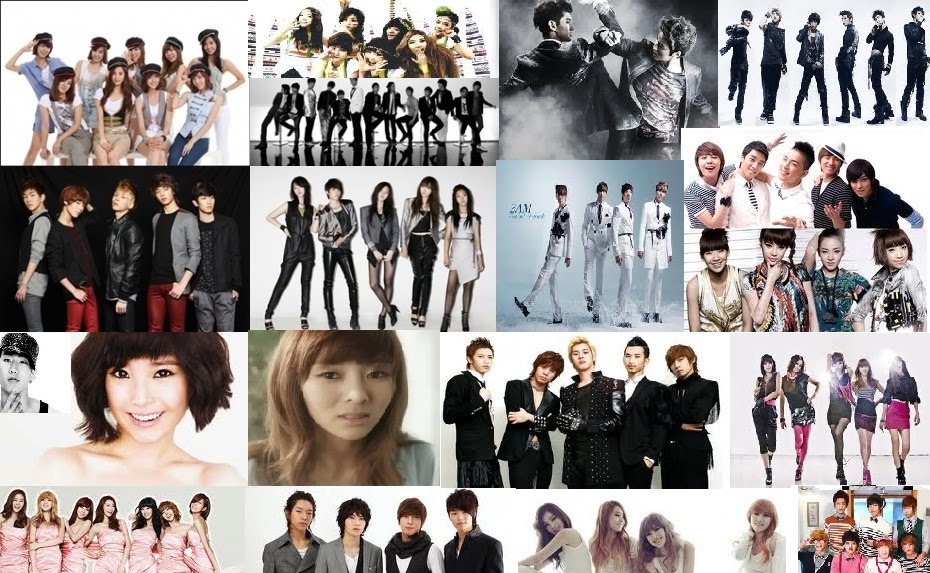 kpop-idols