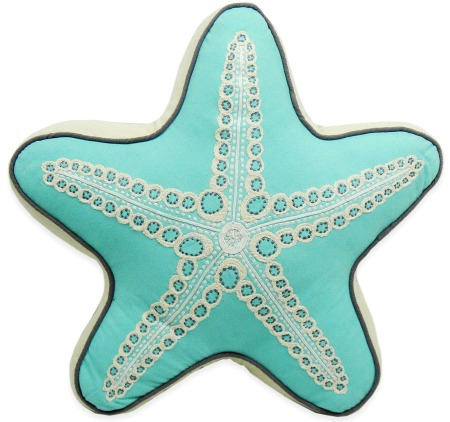 Starfish Shape Pillow