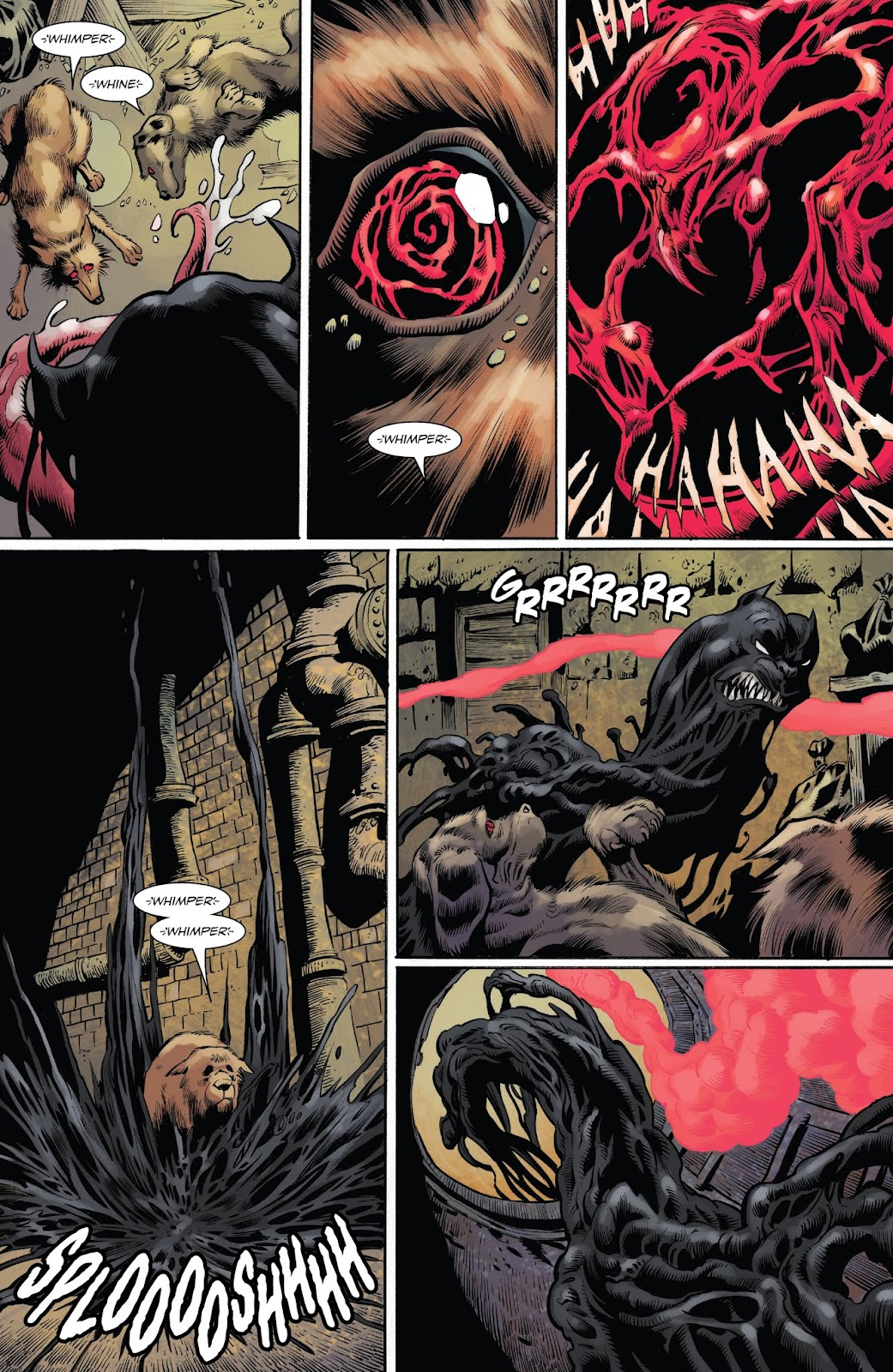 Read online Web of Venom: Unleashed comic -  Issue # Full - 13
