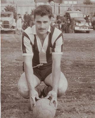 Gallucci, del fútbol de las chacras a vestir la albinegra