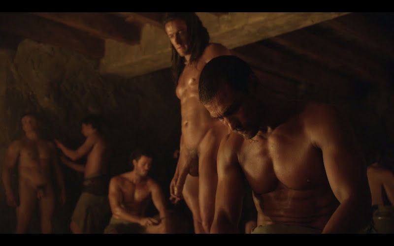 spartacus sex male penis