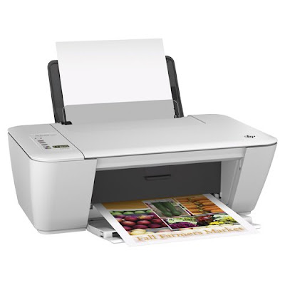 impress wirelessly from whatever room inward your abode HP Deskjet 2540 Driver Downloads
