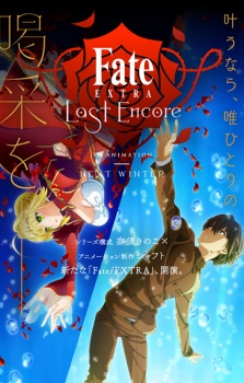 Fate Extra Last Encore Batch Sub Indo