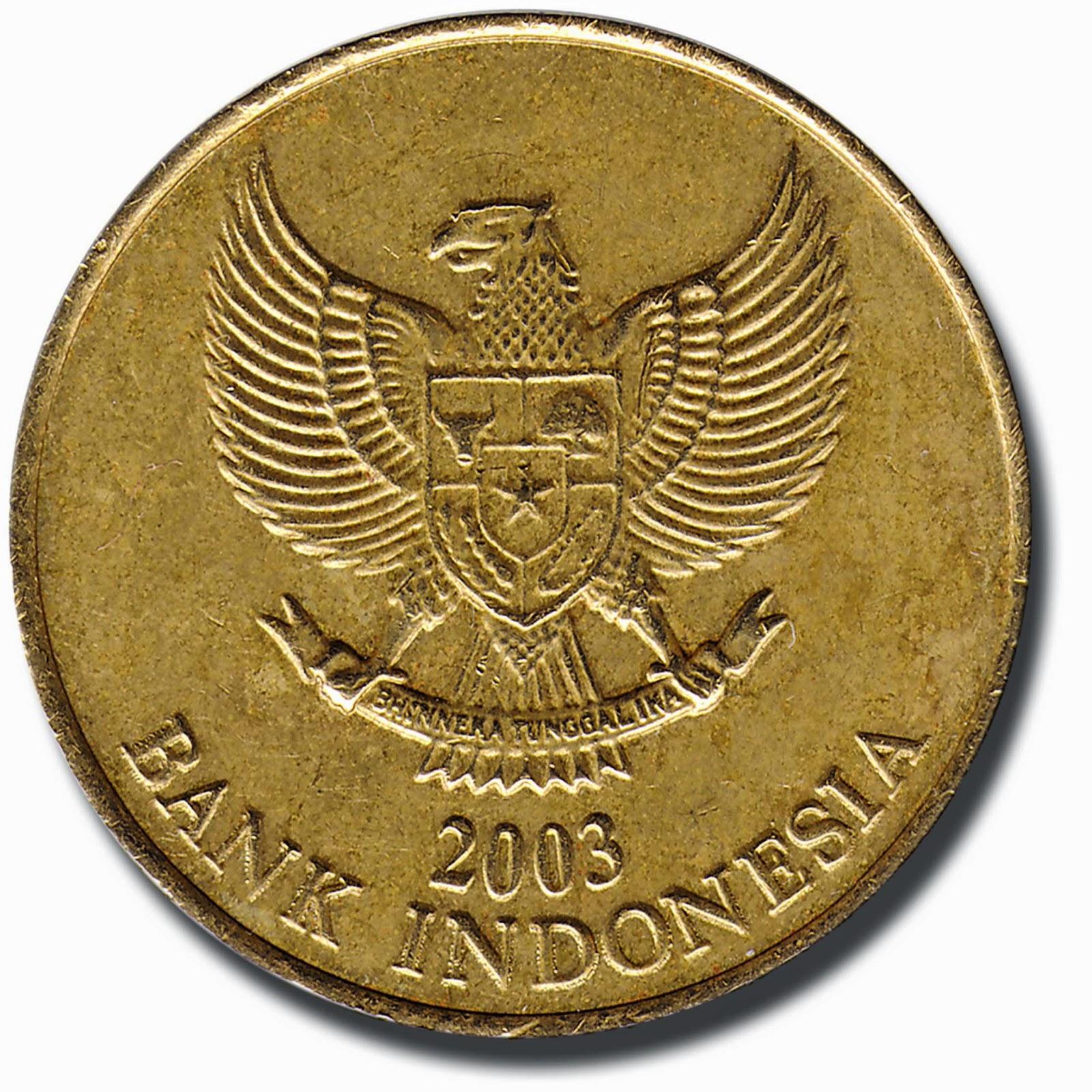 Image Gambar Untuk Semua: Souvenir Koin Logam Rp 1000 ...