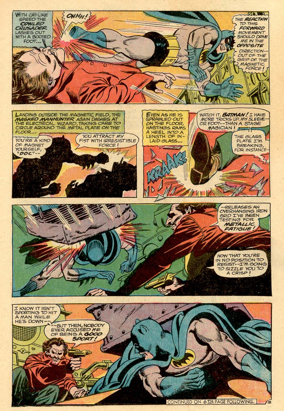 Detective Comics (1937) 367 Page 14