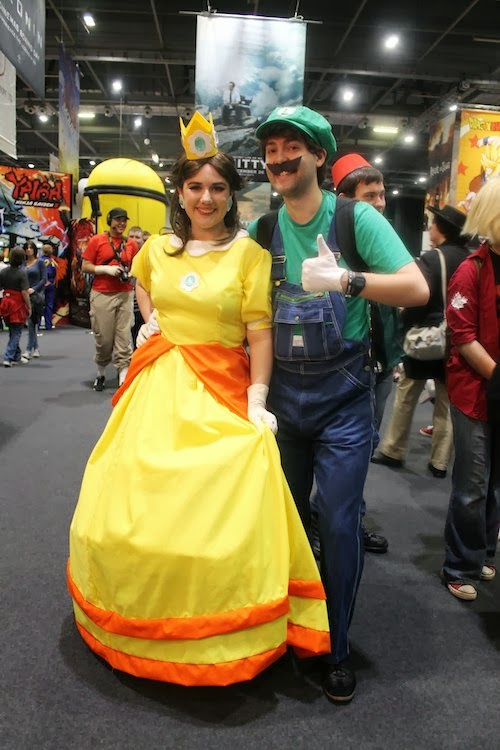 Fancy Dresscapades: Cosplay Tips: Last Minute Couples ...