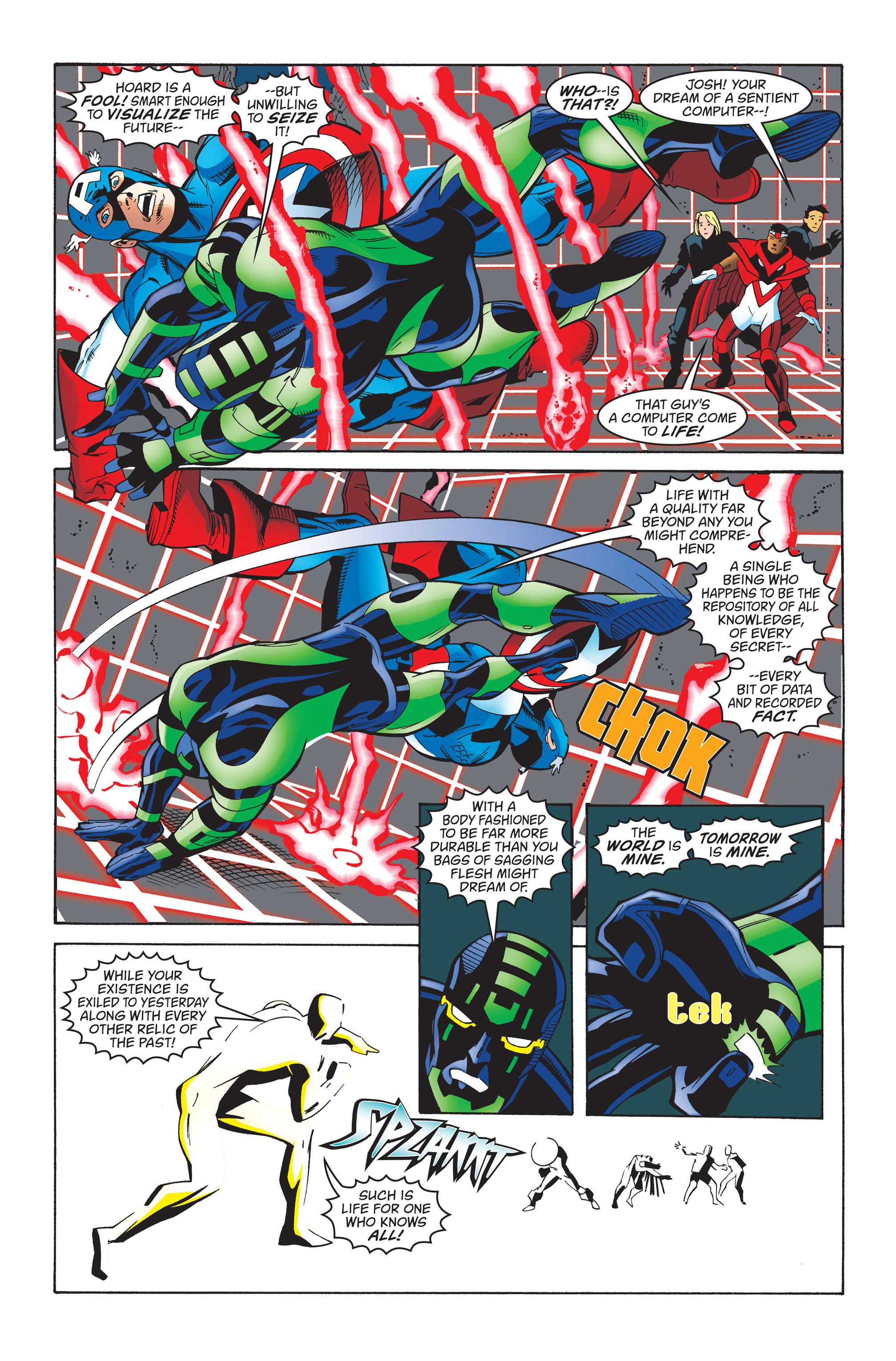Captain America (1998) Issue #34 #40 - English 19