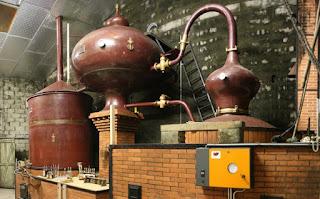 Cognac pot still by Sémhur