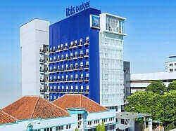 Hotel Ibis Budget Bandung Asia Afrika dekat alun alun Bandung