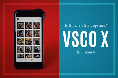 VSCO APK For Android (MOD Full Pack Unlocked, All Filters)
