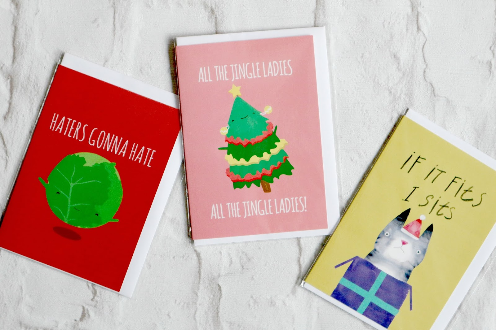 Jolly Awesome Christmas Cards Fun