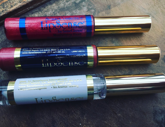 madmumof7 tests LipSense lipstick and gloss from Emmaculate Lips UK