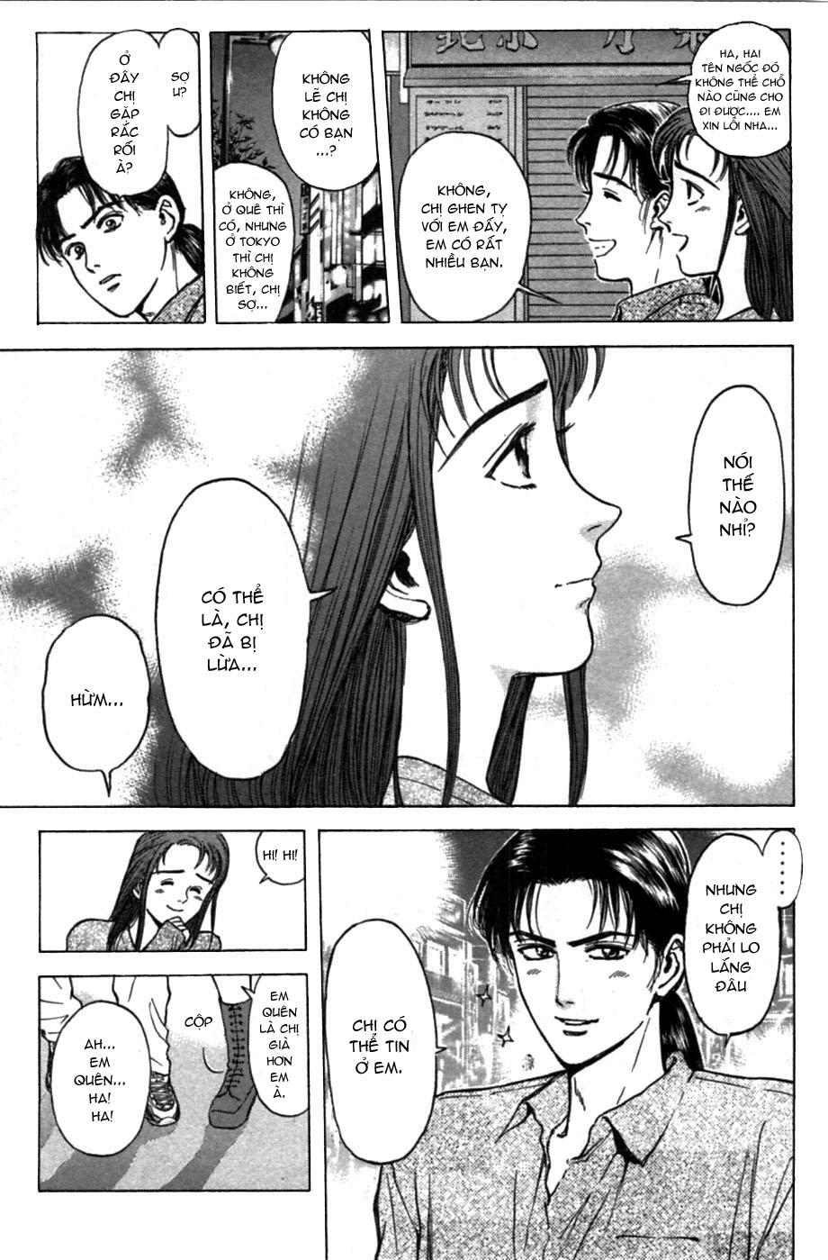 Psychometrer Eiji chapter 48 trang 8