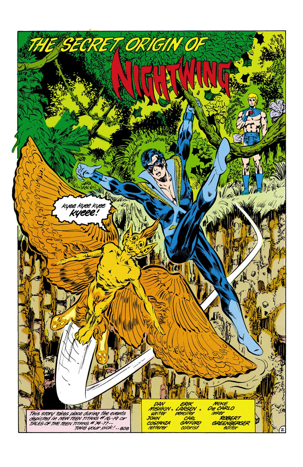 Read online Secret Origins (1986) comic -  Issue #13 - 3