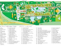 Wisata Taman Mini Indonesia Indah di Jakarta Timur