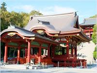 ศาลเจ้าซึรุงะโอกะ ฮาจิมังกุ (Tsurugaoka Hachimangu Shrine)