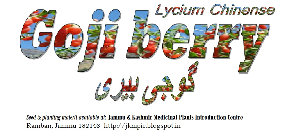 Jammu And Kashmir Medicinal Plants Introduction Centre