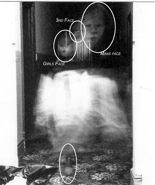 penampakan hantu di hotel old spot