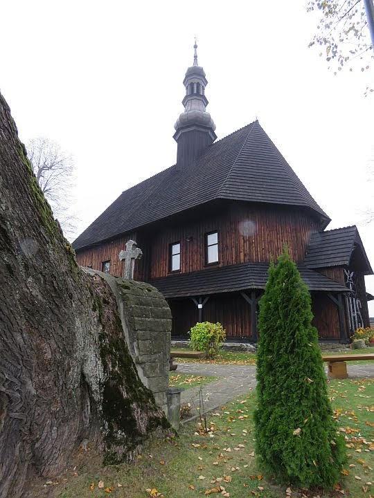 Kościół Świętego Krzyża.