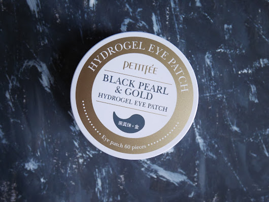 Petitfée Black Pearl & Gold Hydrogel Gel Patch Review