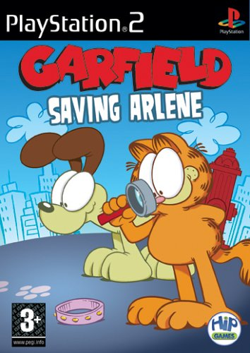 garfield arlene - Garfield 2 Saving Arlene PS2 Torrent