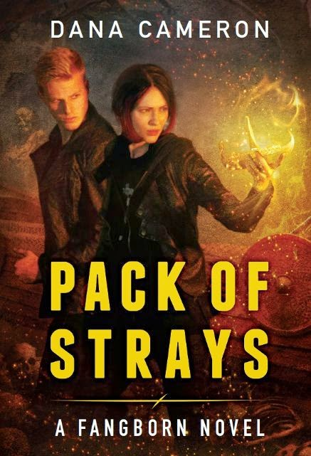 Release Day Review: Pack of Strays by Dana Cameron