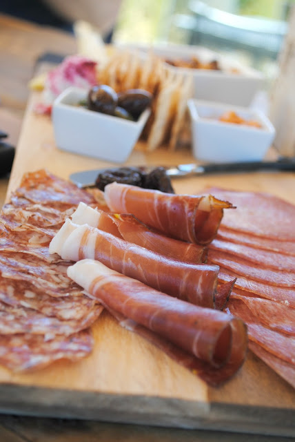 Summer is meant for charcuterie enjoyed outdoors with friends