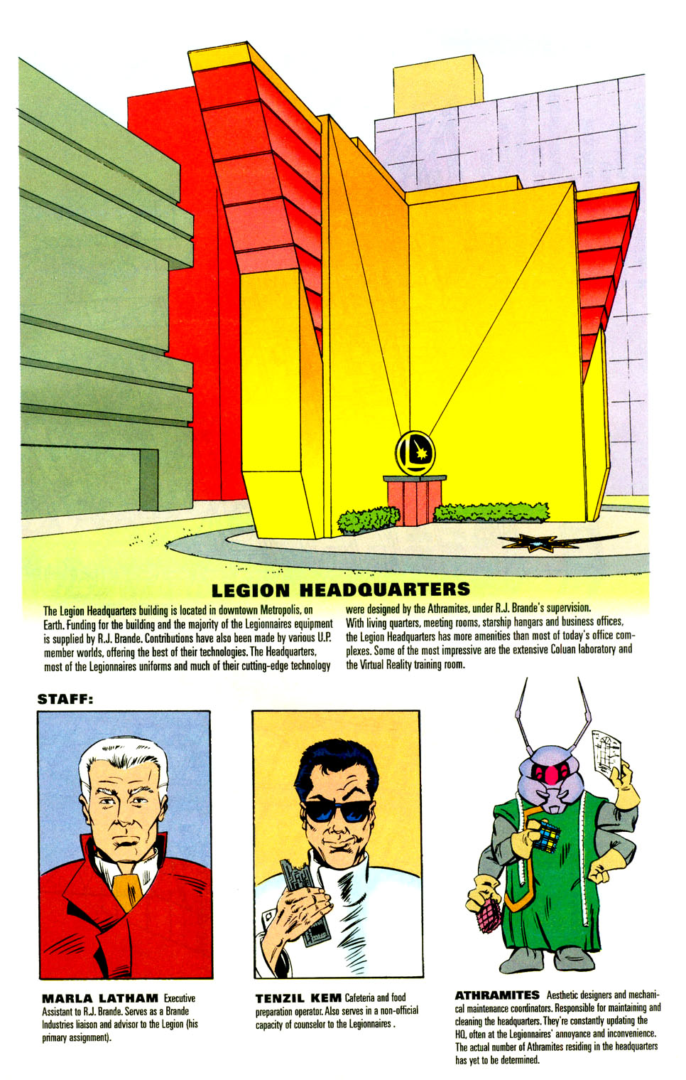 Legion of Super-Heroes (1989) _Annual_5 Page 34