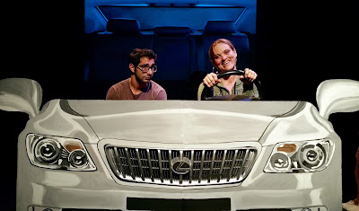 BWW Reviews: World Premiere Dark Comedy MISERABLE WITH AN OCEAN VIEW at the Whitefire