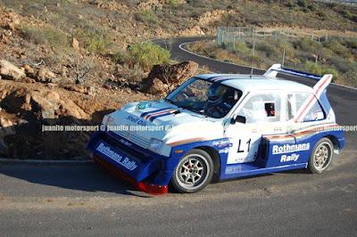 42º Rallye Orvecame Isla de Tenerife