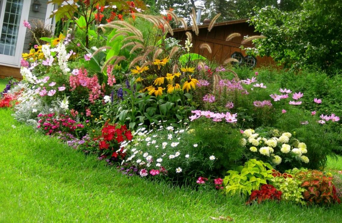 Dekorasi Taman Mini Depan Rumah Cv Aditya Utama