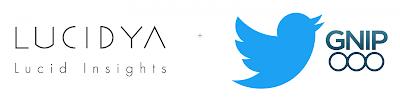 """شراكة بين شركتي """"تويتر"""" و""""لوسيديا"""" لاستخدام منصة Gnip في تحليل البيانات"""