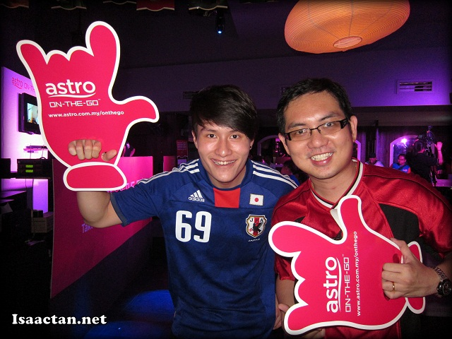 Astro On The Go Party @ The Pool KL