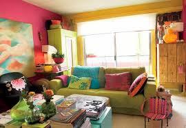 diseño de salas de colores