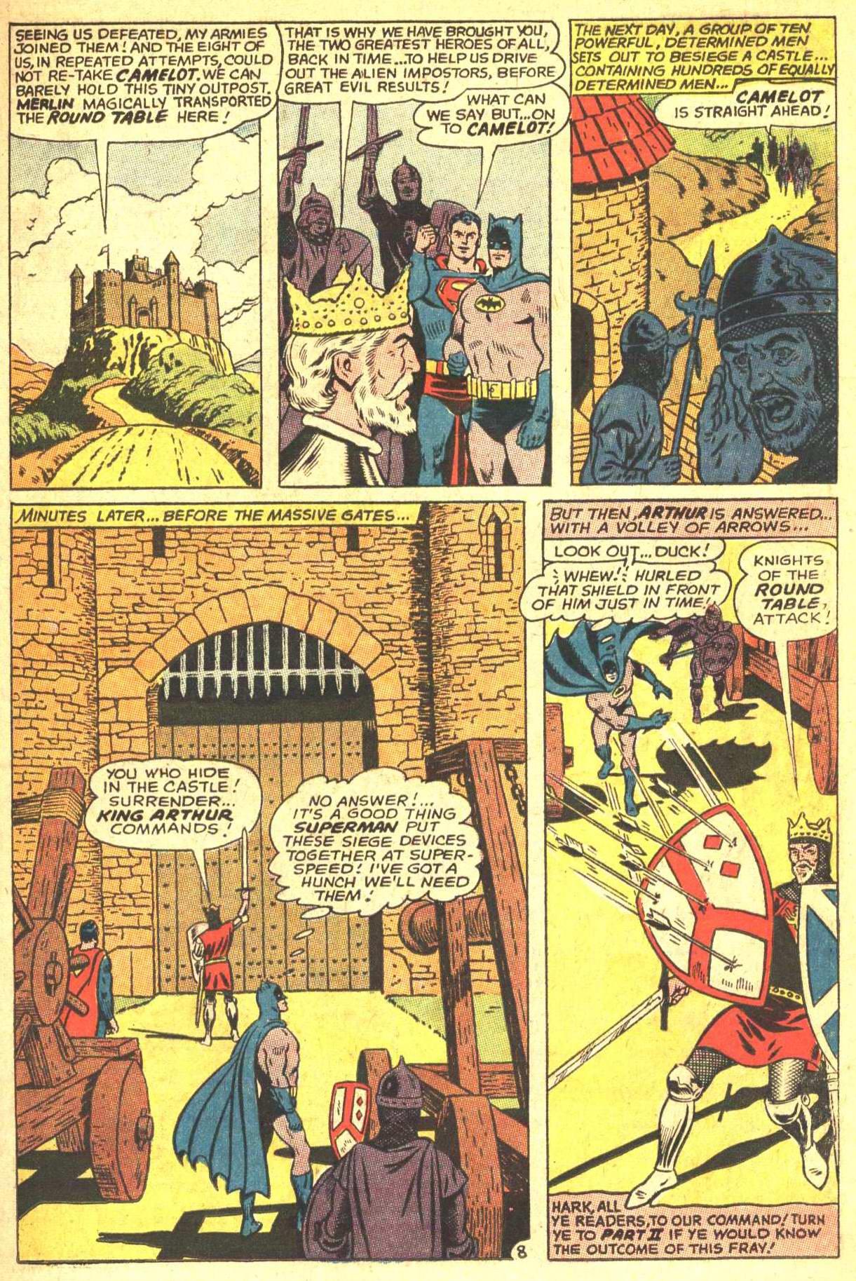 Read online World's Finest Comics comic -  Issue #162 - 11