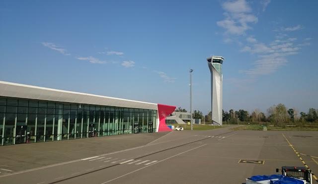 Flughafen Kutaissi, Georgien