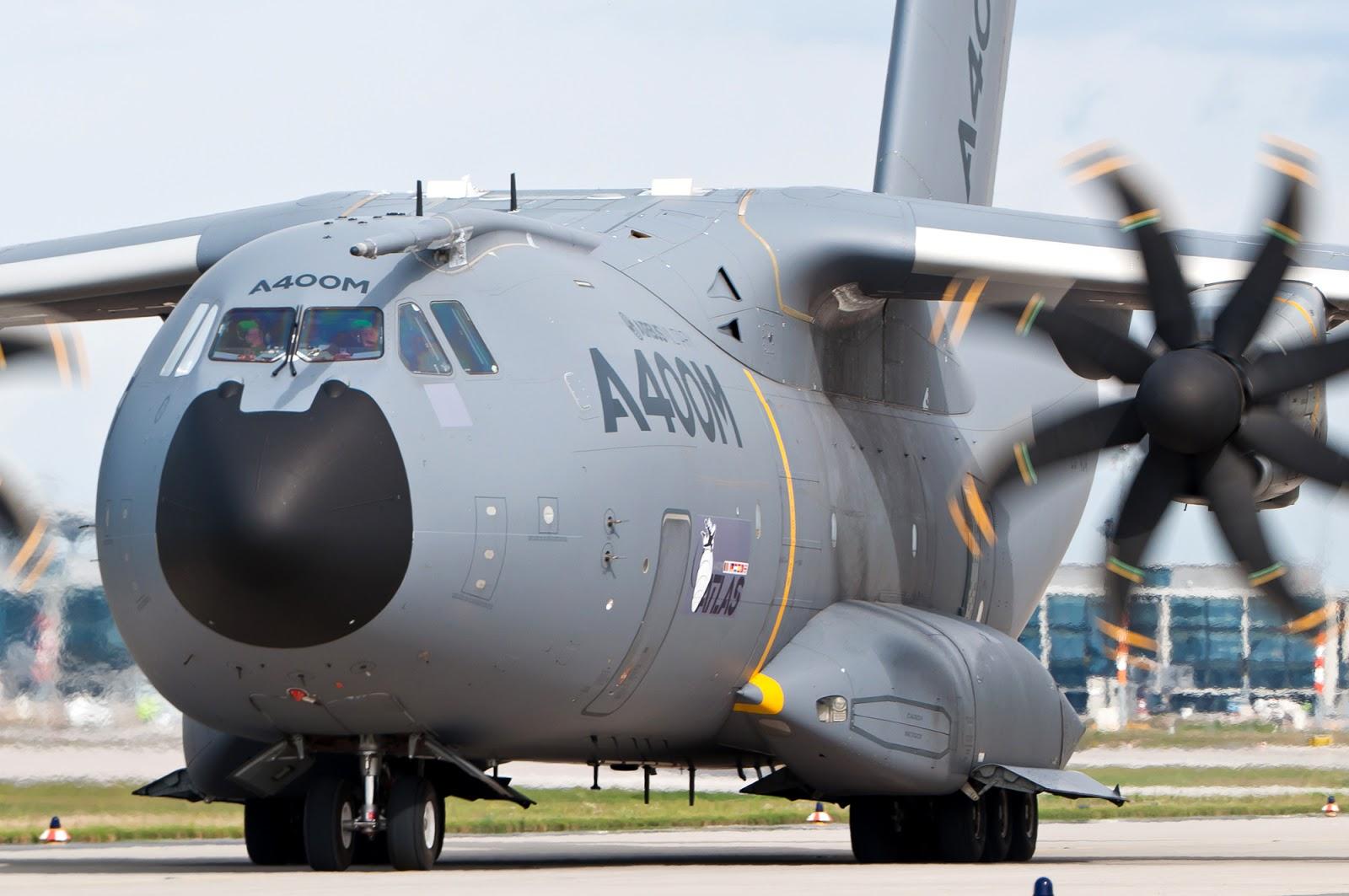 A-400M Airbus