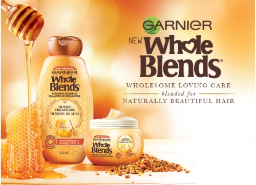 Garnier Whole Blends Mail Coupon