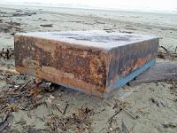 Strange Metal Boxes on Oregon Beaches Debunked?
