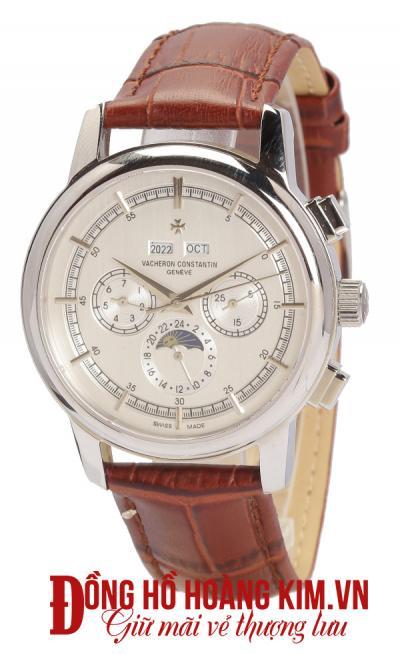 đồng hồ đeo tay nam hàng hiệu thời trang