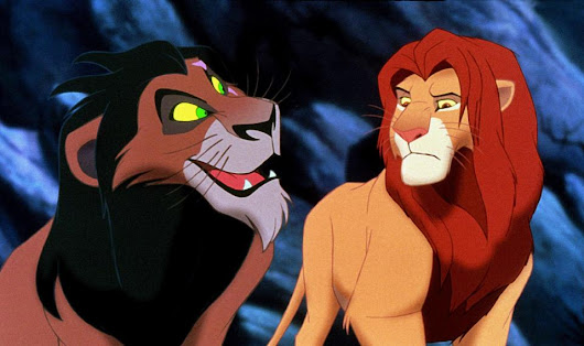 The Lion King Producer Reveals Scar And Mufasa Aren't Brothers.