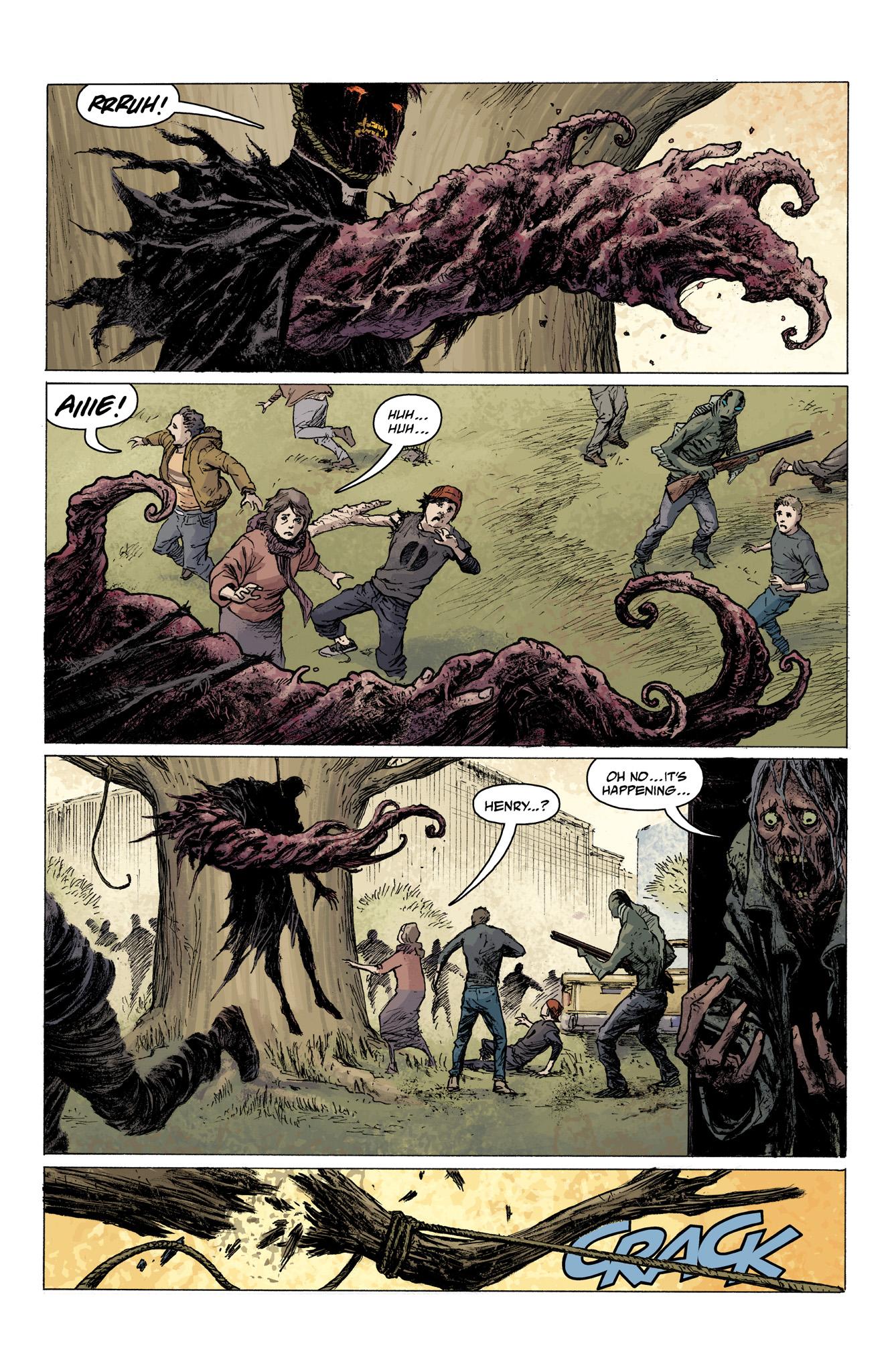 Read online Abe Sapien comic -  Issue #3 - 6